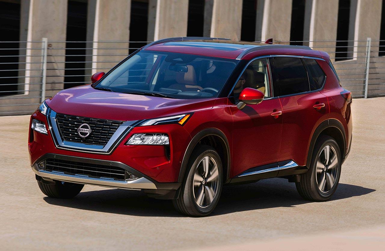 La Nissan X-Trail tiene nueva generación