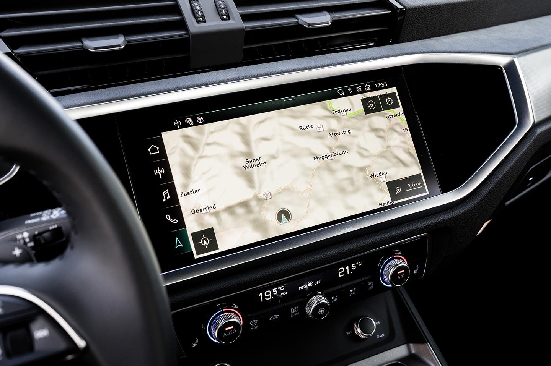 Interior Audi Q3 Sportback
