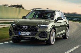 El Audi Q5 se renueva