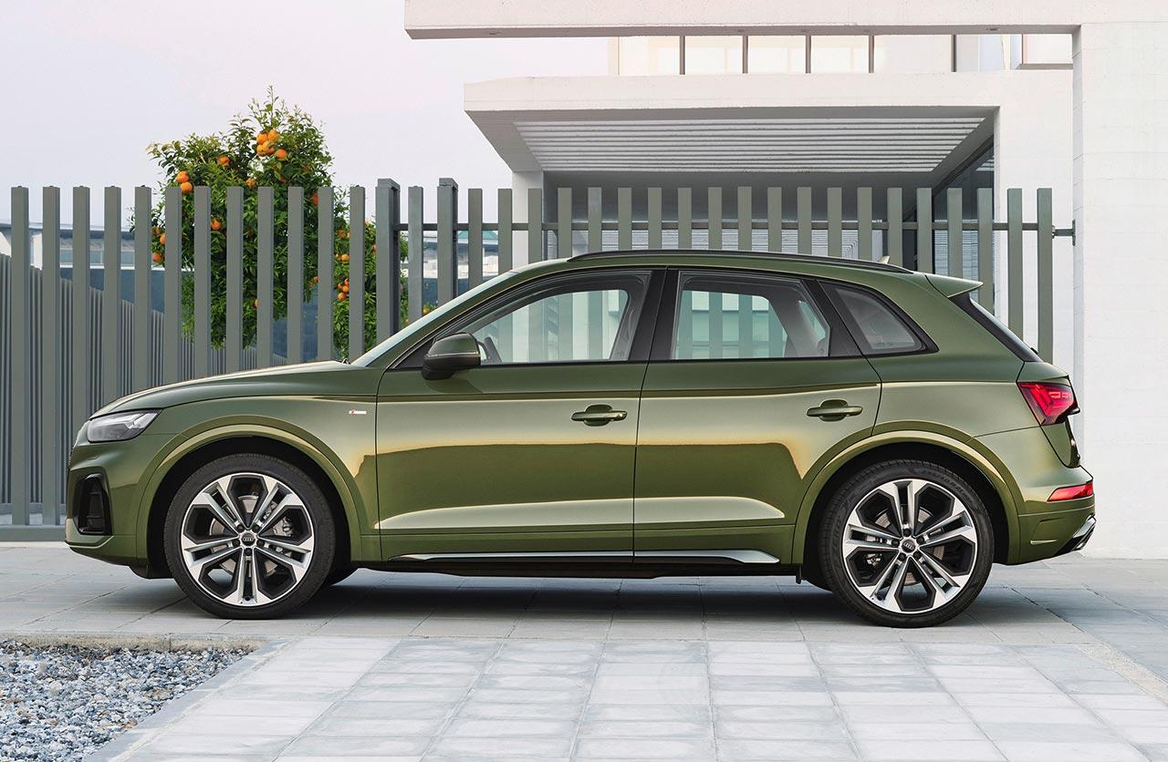 Nuevo Audi Q5 2021