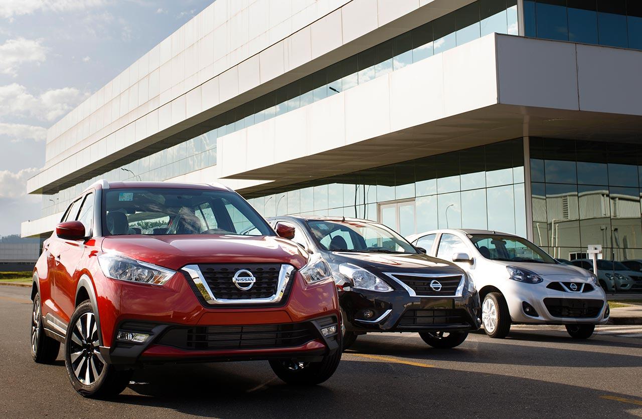 Nissan Resende, Brasil