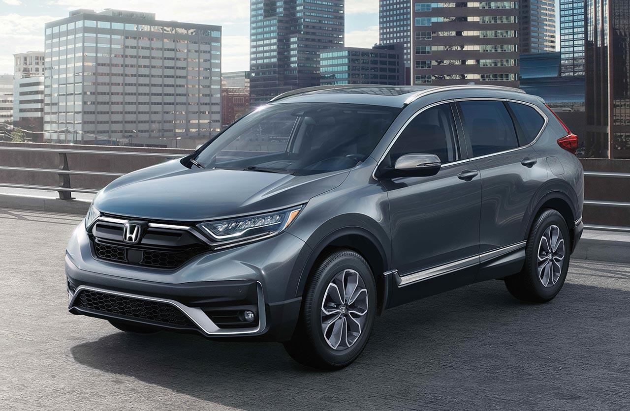 Honda renovó la CR-V en Argentina