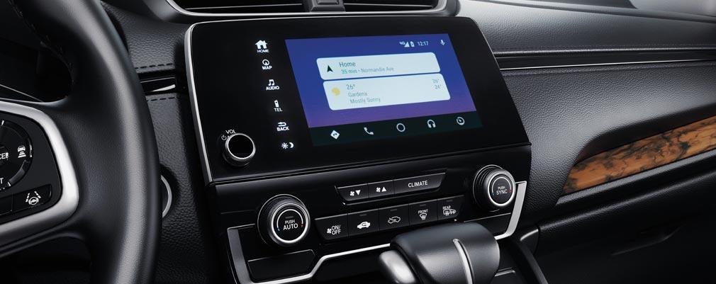 Interior Honda CR-V 2020