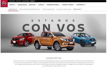 Nissan Virtual, una nueva herramienta digital de atención al cliente