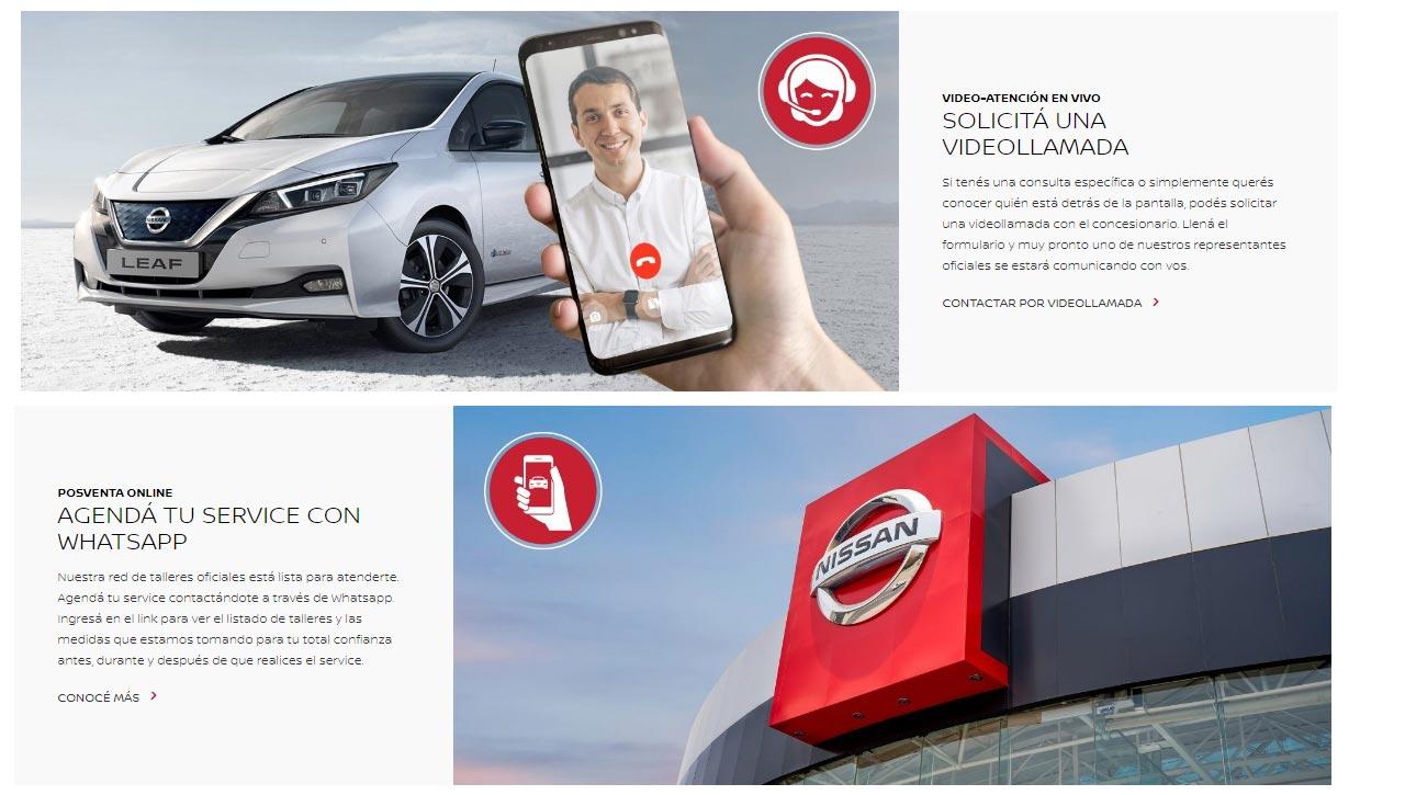 Nissan Virtual