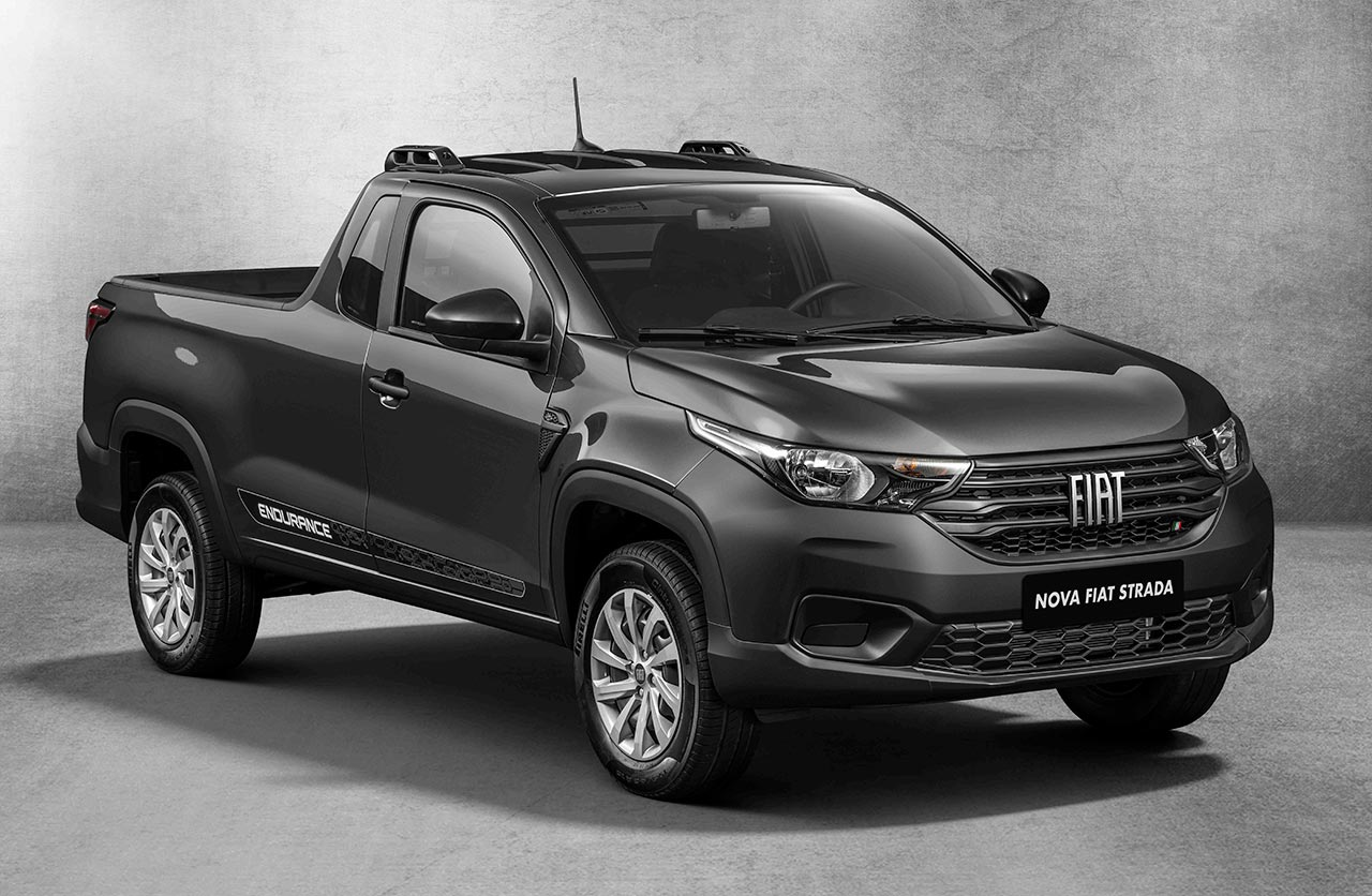 Nueva Fiat Strada Endurance Cabine Plus (simple)