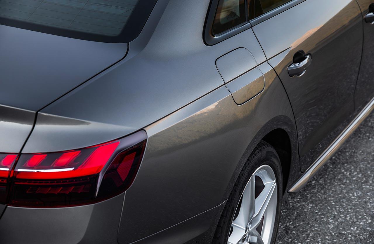 Nuevo Audi A4 2020