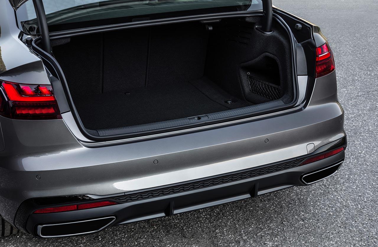Baúl nuevo Audi A4