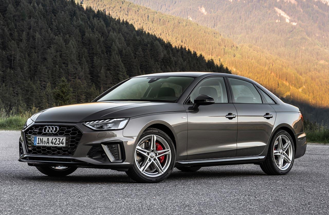 Audi A4, renovado en Argentina