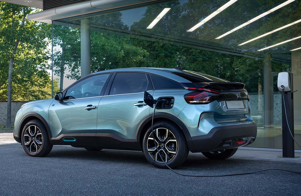 Nuevo Citroën e-C4 2021