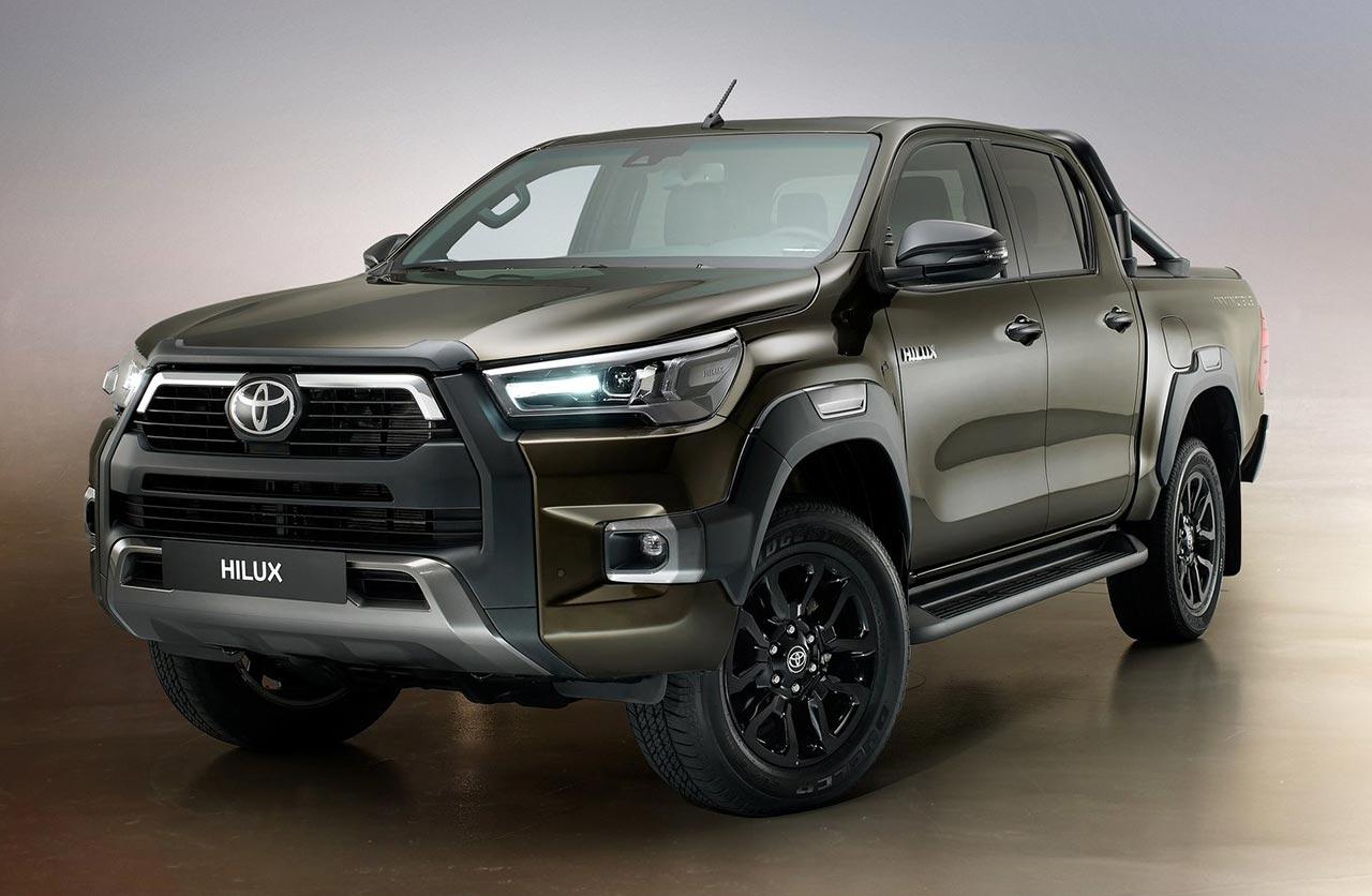 Toyota prepara una nueva Hilux