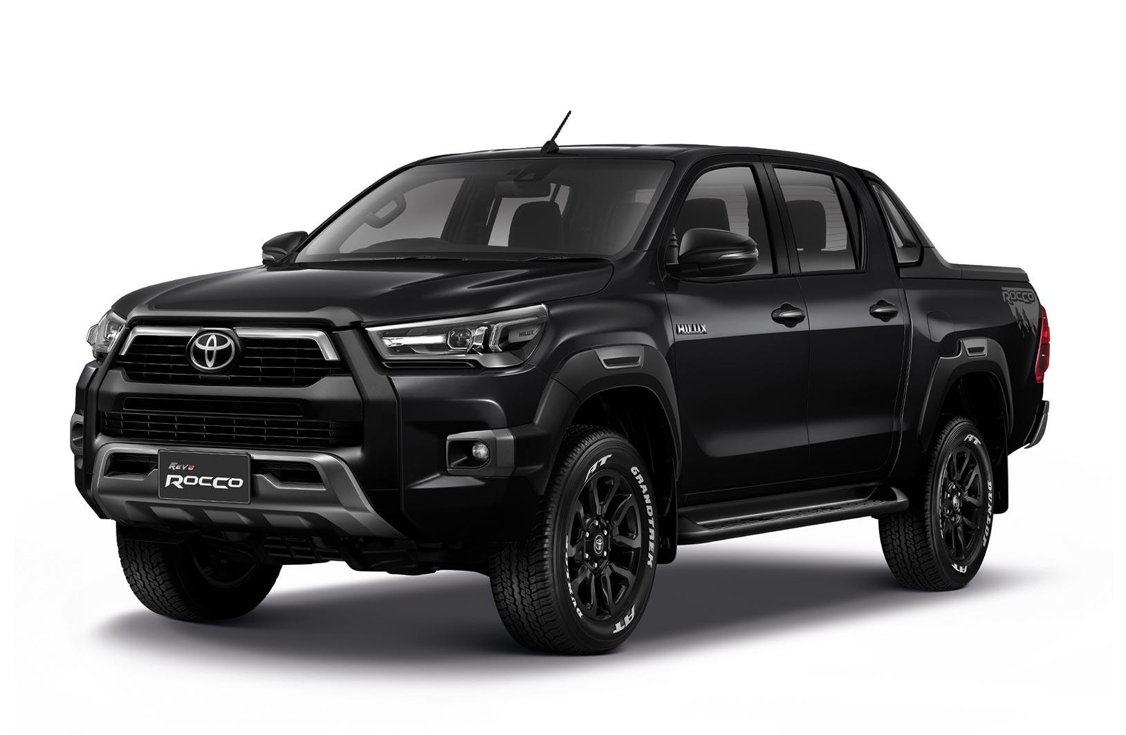 Toyota Hilux Rocco (2021)