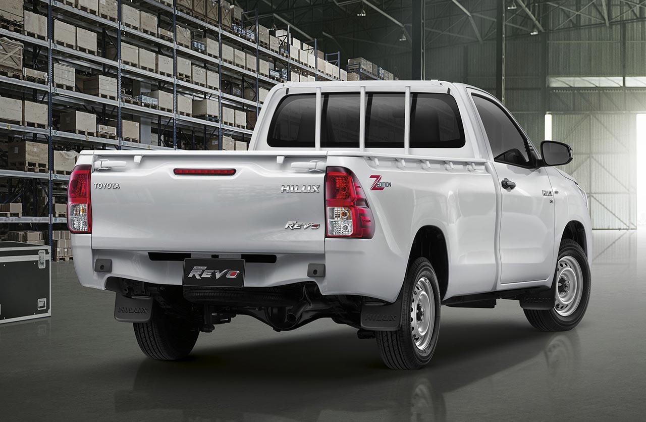 Nueva Toyota Hilux 2021 cabina simple