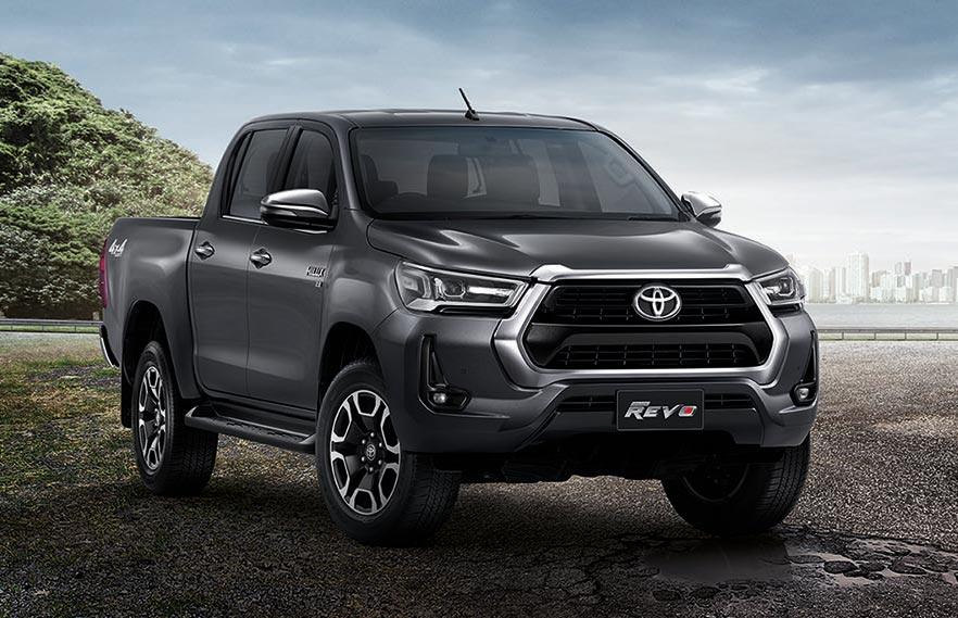 La nueva Toyota Hilux argentina, más cerca