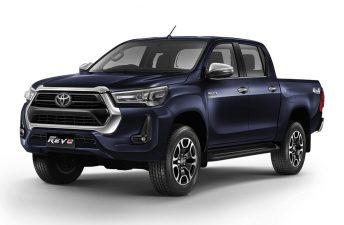 Oficial: la nueva Toyota Hilux 2021