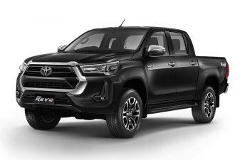 Se viene la Toyota Hilux híbrida