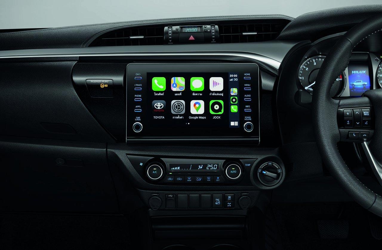 Multimedia Nueva Toyota Hilux 2021