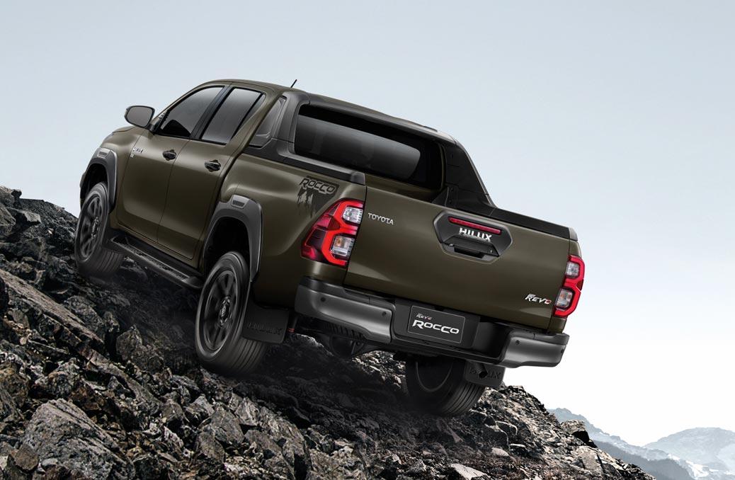 Nueva Toyota Hilux Rocco (2021)
