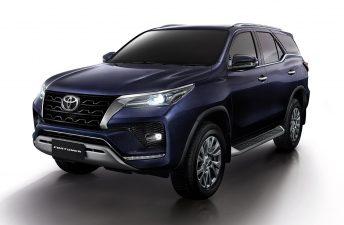 Se viene la renovación de la Toyota SW4 argentina