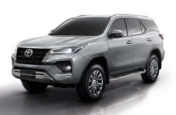 Toyota SW4: ¿híbrida desde 2022?
