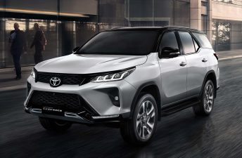 Así es la renovada Toyota SW4