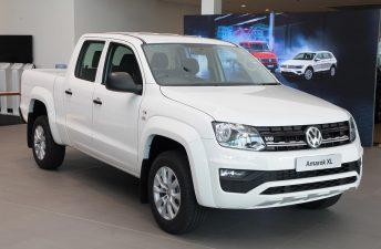 XL y XXL: versiones extendidas para la Volkswagen Amarok