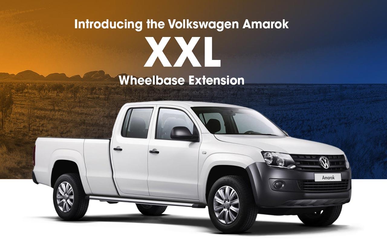 Volkswagen Amarok XXL