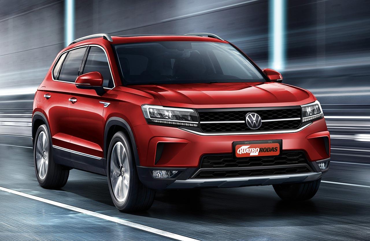 Anticipan el SUV argentino de Volkswagen