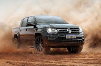 """""""La más indomable de las Amarok"""": así es la campaña de la nueva V6 con 258 caballos"""
