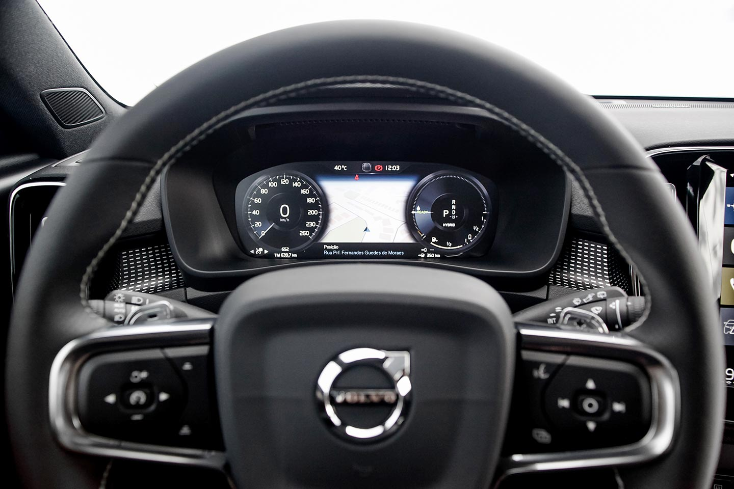 Interior Volvo XC 40 T5 Plug-In Hybrid R-Design
