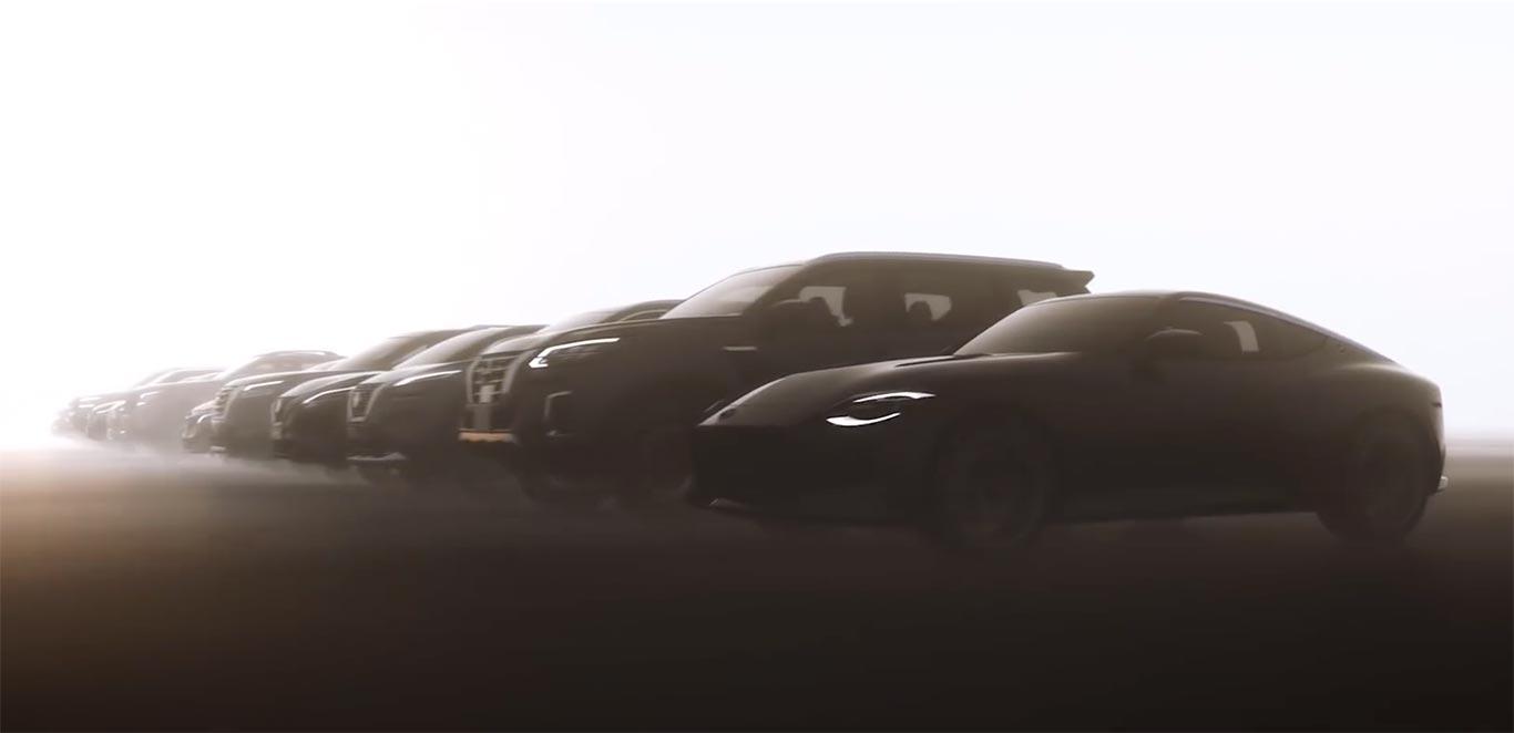 futuros modelos Nissan