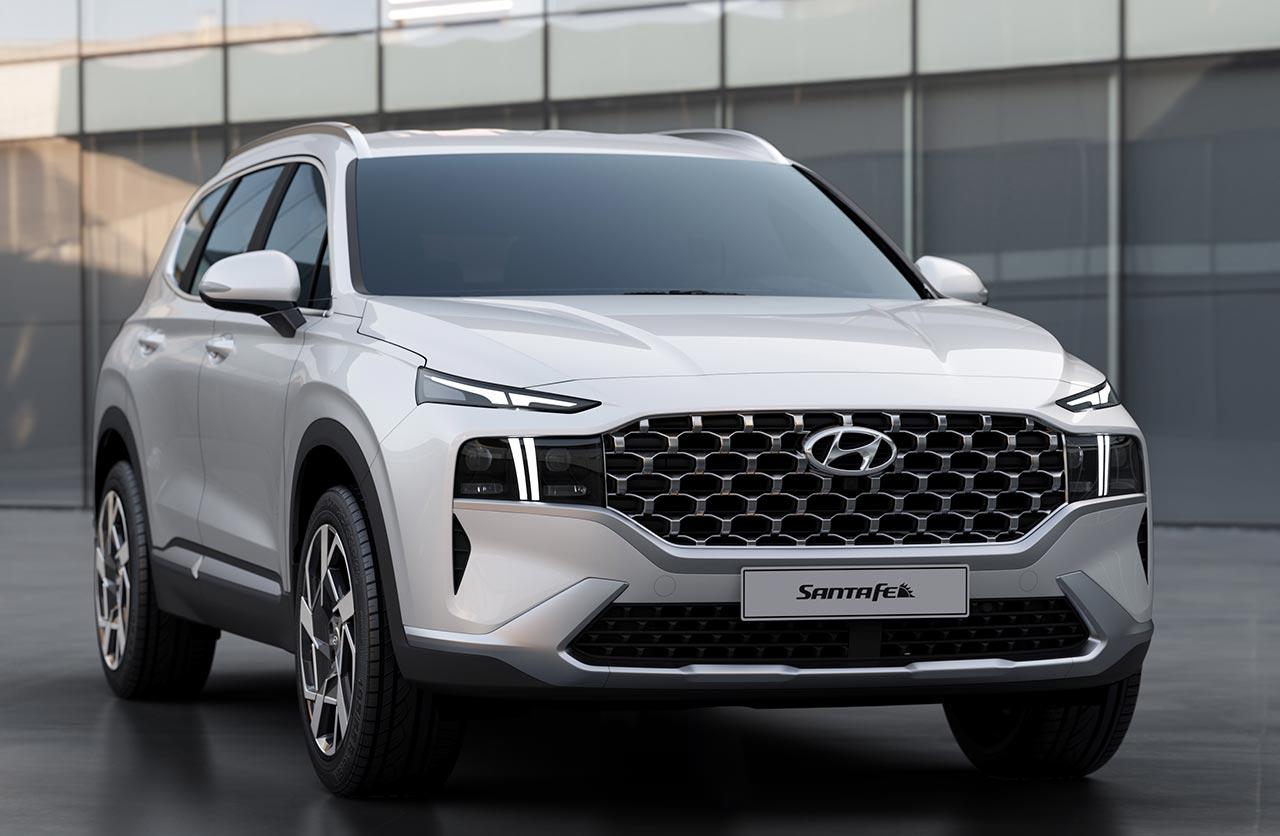 Hay una nueva Hyundai Santa Fe