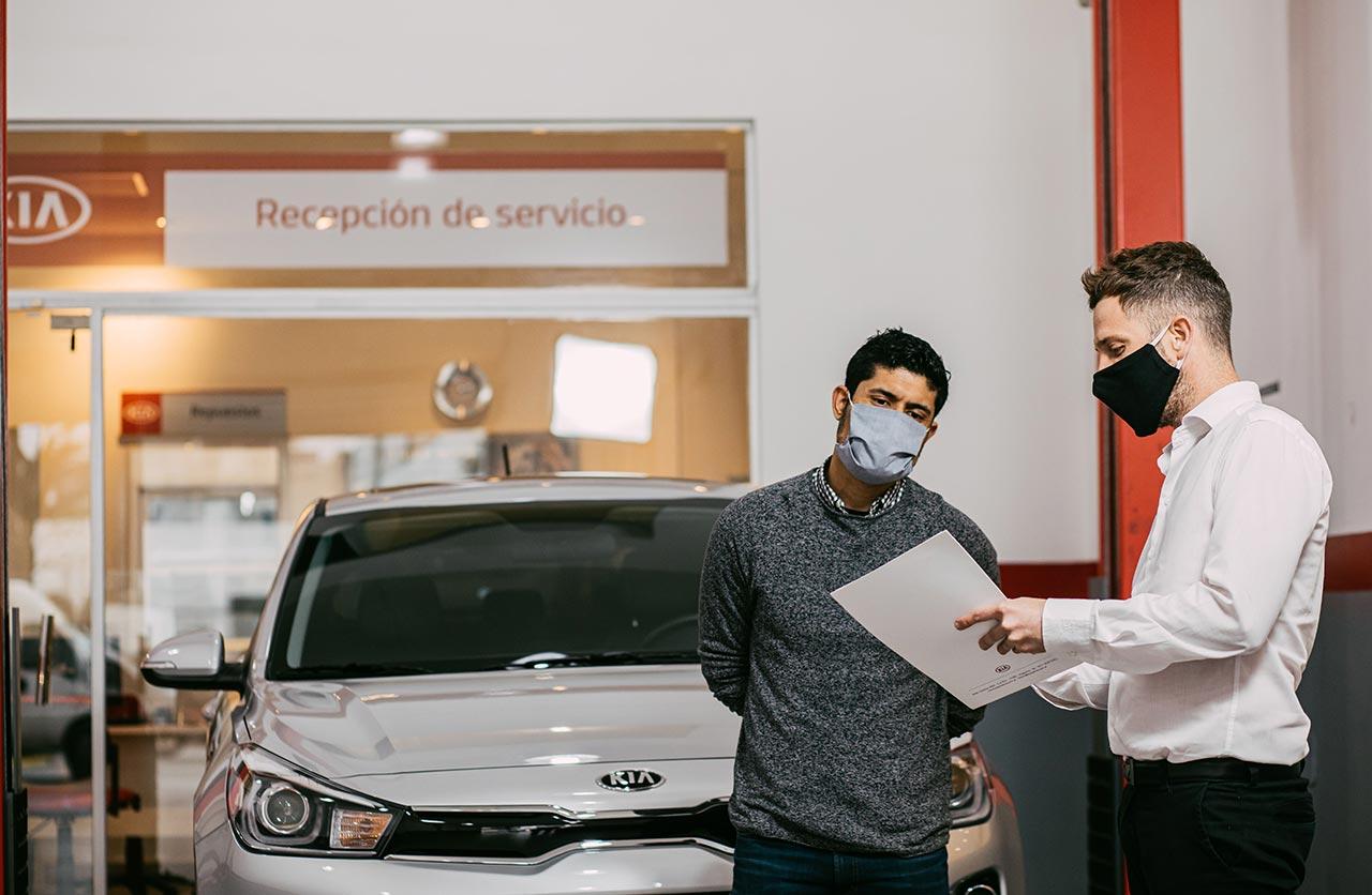 Kia ofrece beneficios económicos en sus servicios oficiales