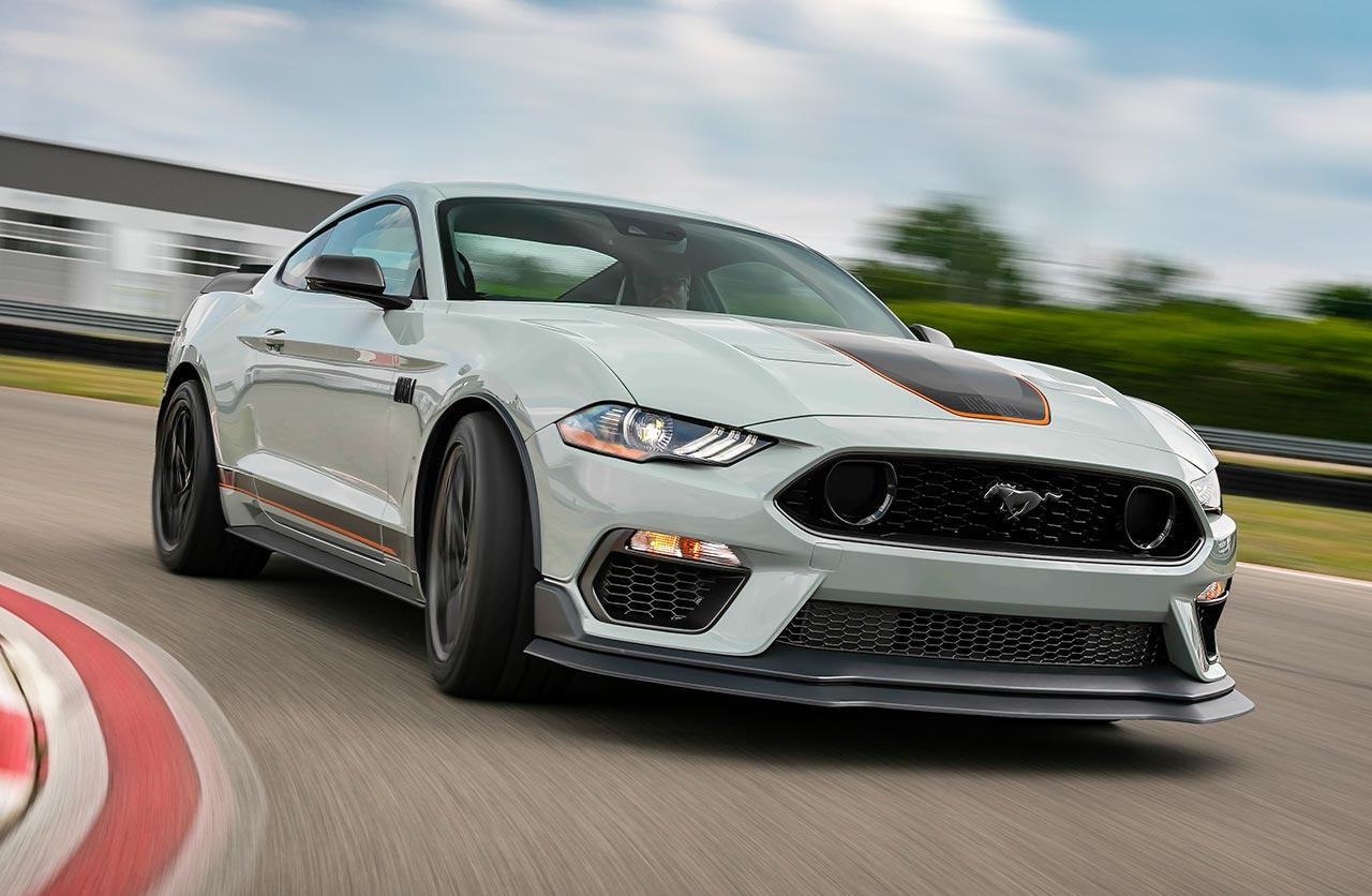 El regreso del Ford Mustang Mach 1