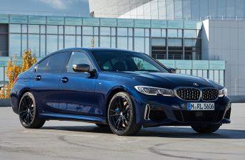 El más potente: llegó el BMW M340i xDrive