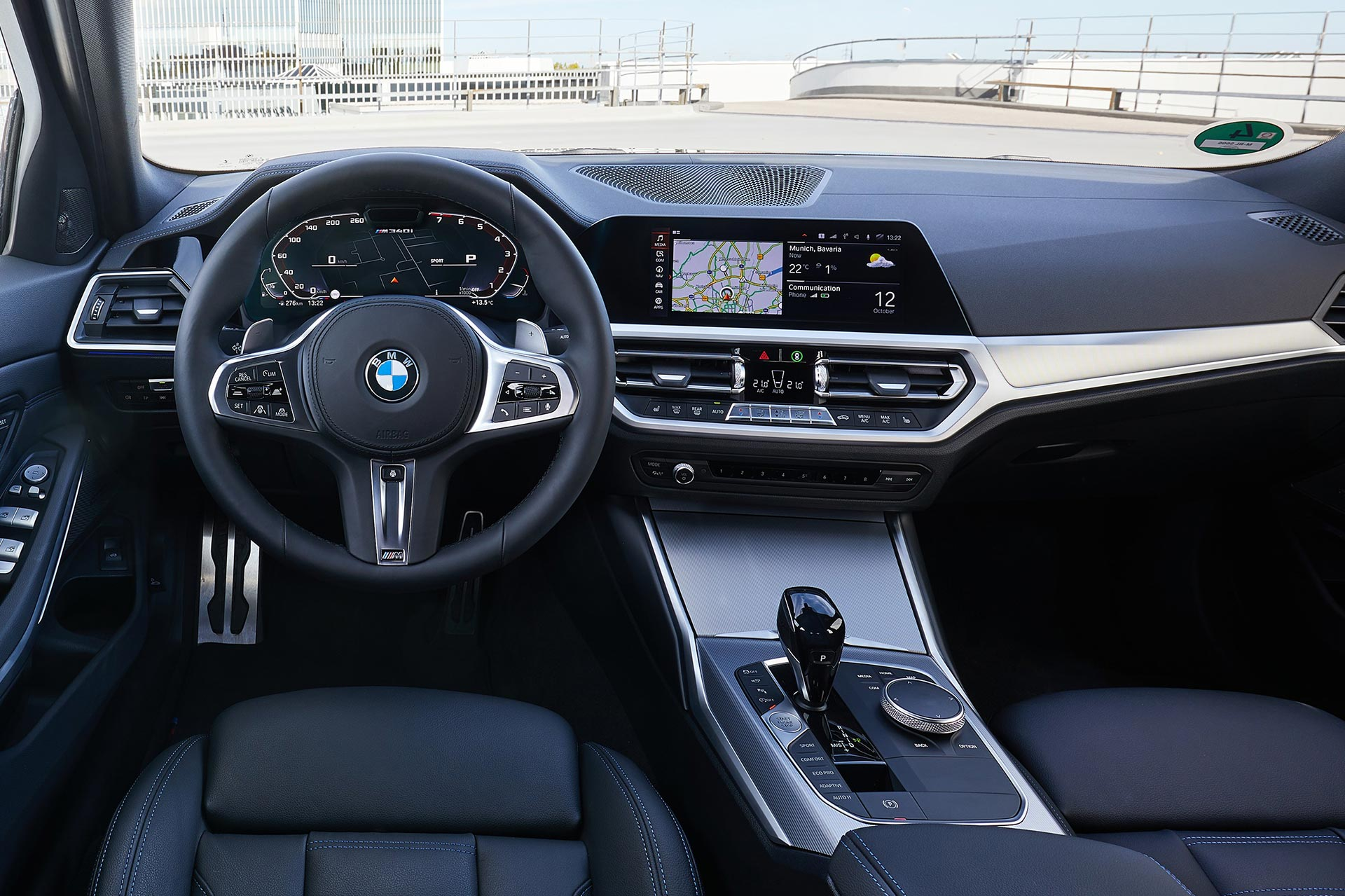 Interior Nuevo BMW M340i