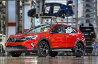 Arrancó la producción del Volkswagen Nivus