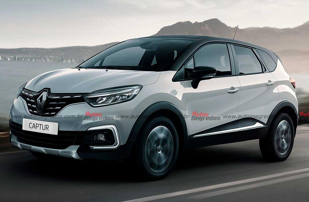 Anticipan el restyling del Renault Captur regional