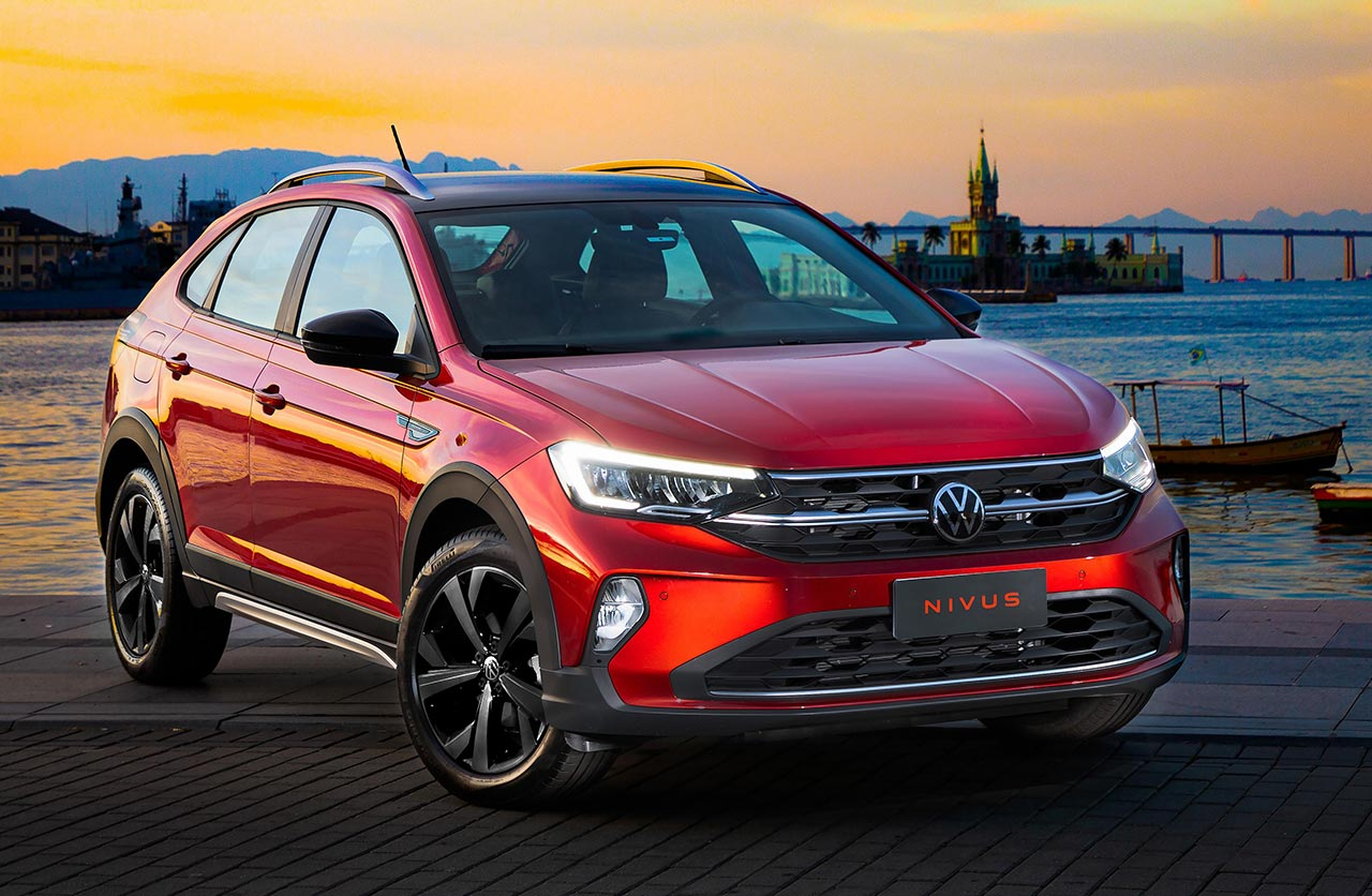 El debut del Volkswagen Nivus