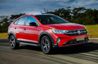 Volkswagen lanzó el Nivus en Argentina