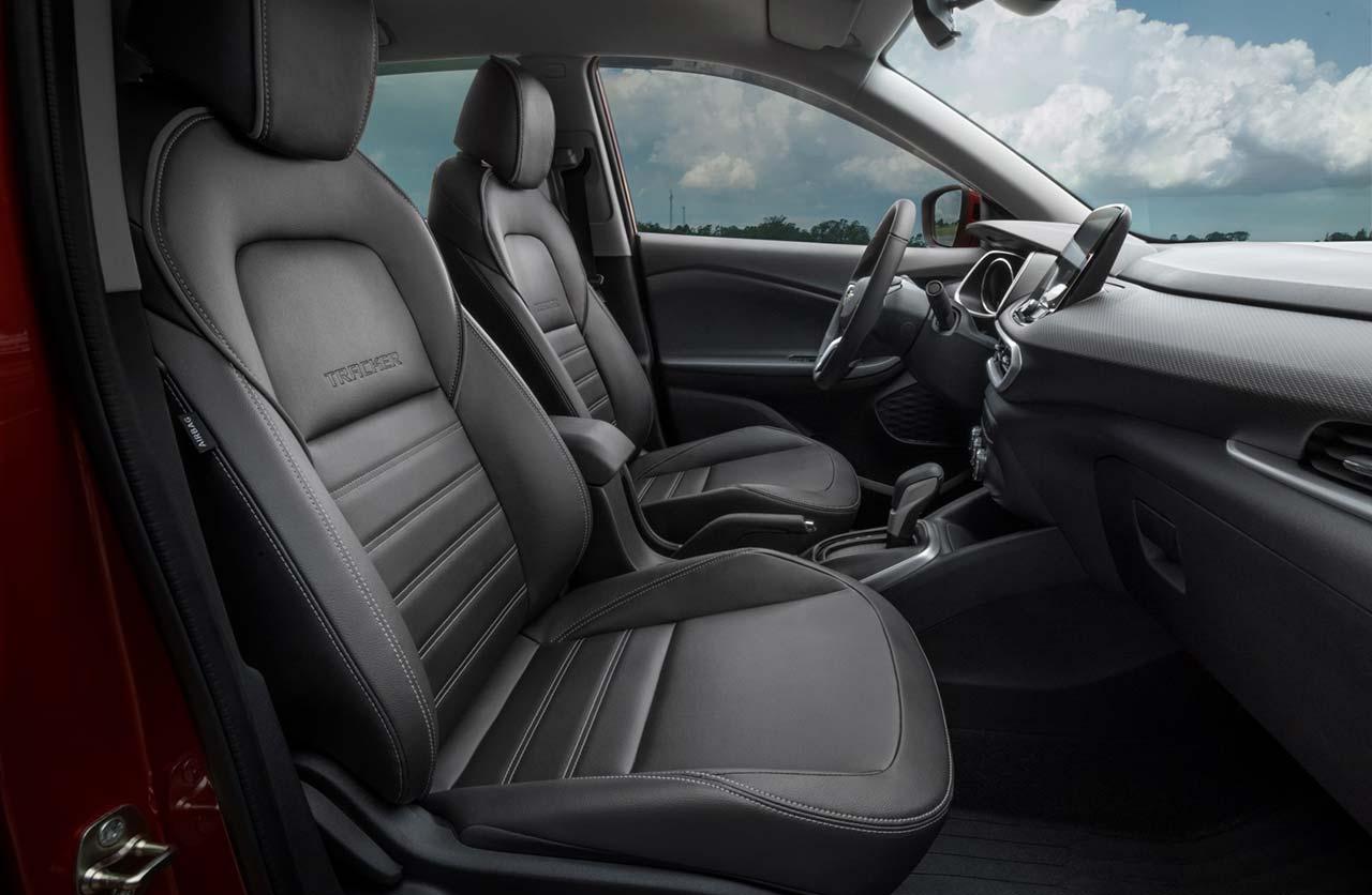 Accesorios Nueva Chevrolet Tracker