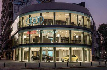 El Audi Lounge entra en la era digital