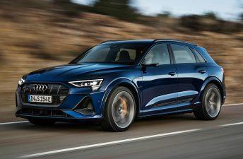 Audi e-tron S: los SUV eléctricos con 503 CV