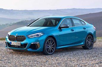 BMW lanzó el Serie 2 Gran Coupé en Argentina