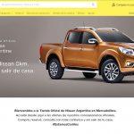 Nissan lanzó en la Argentina su nueva tienda oficial en Mercado Libre
