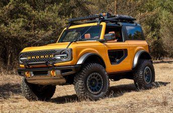 Ford presentó la nueva familia Bronco
