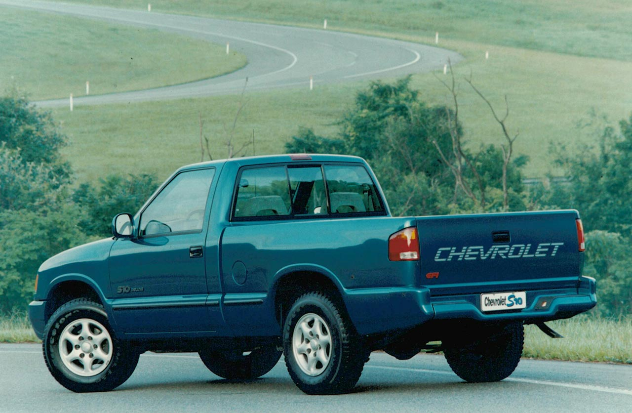 Chevrolet S10 (1995)