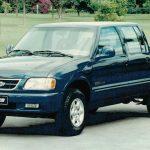 Aniversario: los 25 años de la Chevrolet S10