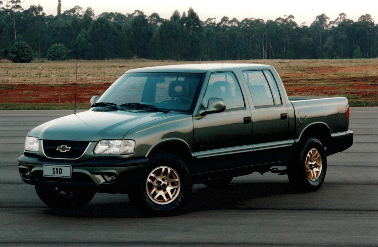 Chevrolet S10 (2000)