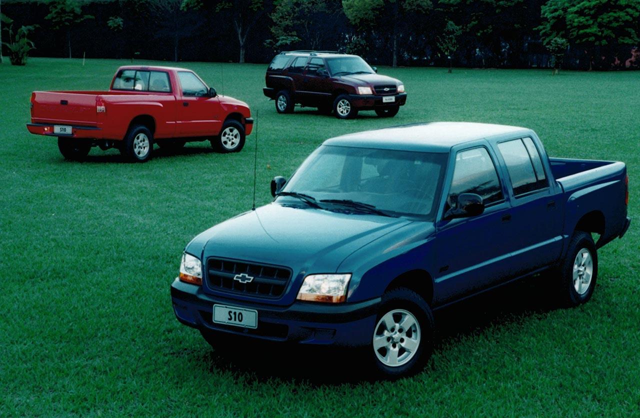 Chevrolet S10 (2001)